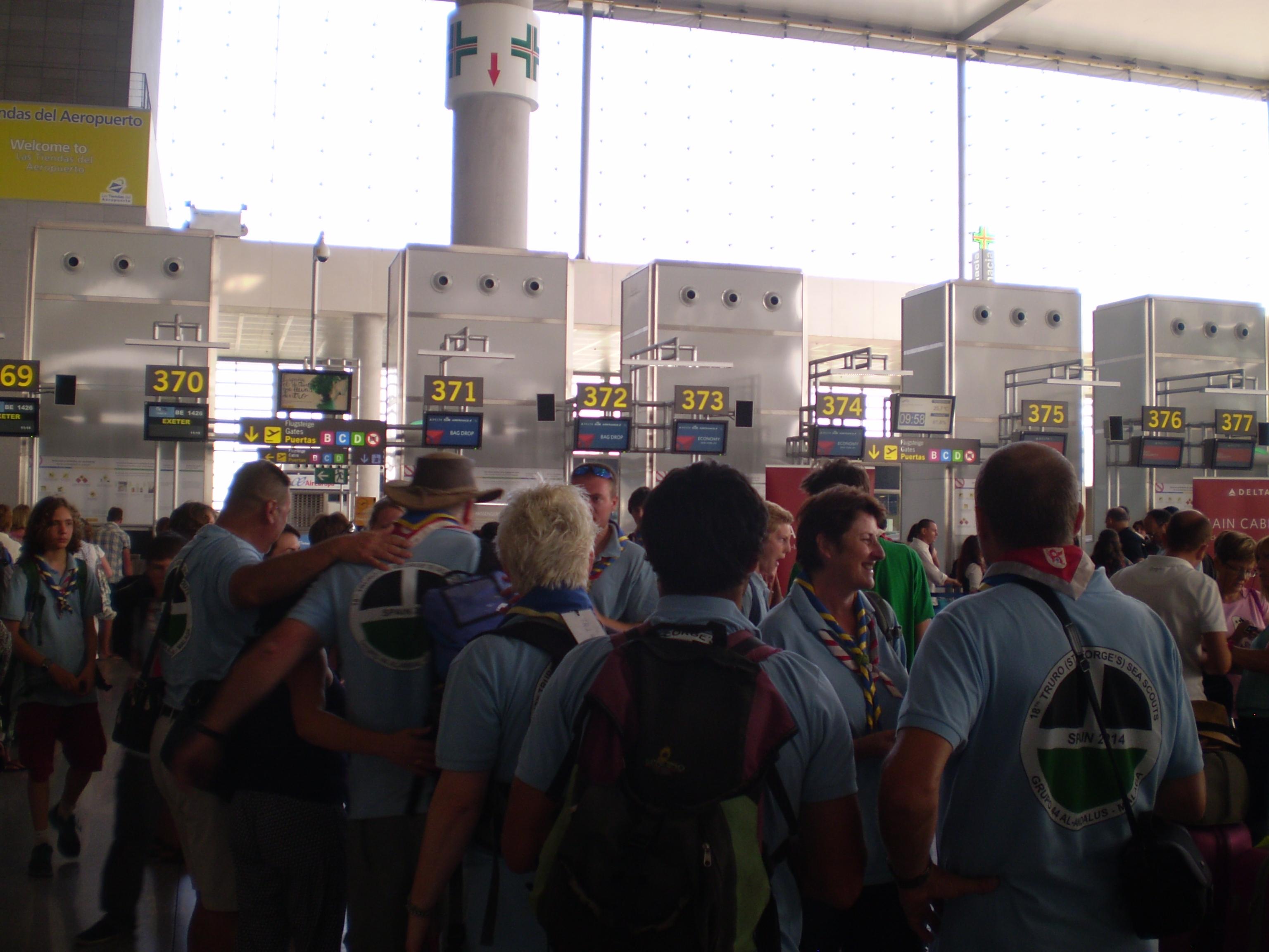Aventura en Málaga ~ 44 Al-Andalus   18th Truro St George\'s ...
